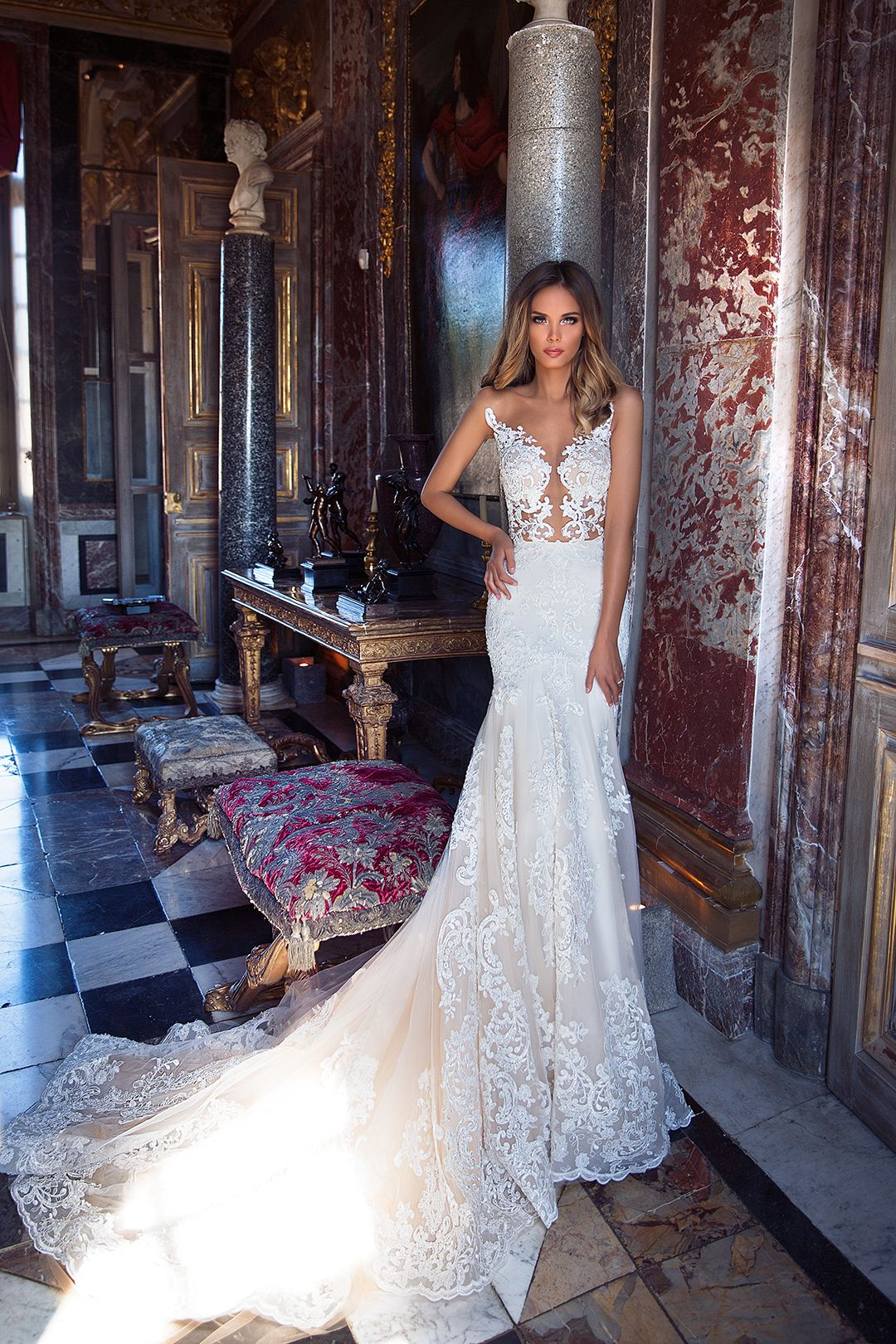 Idealne Suknie ślubne Dla Każdej Panny Młodej Suknie ślubne