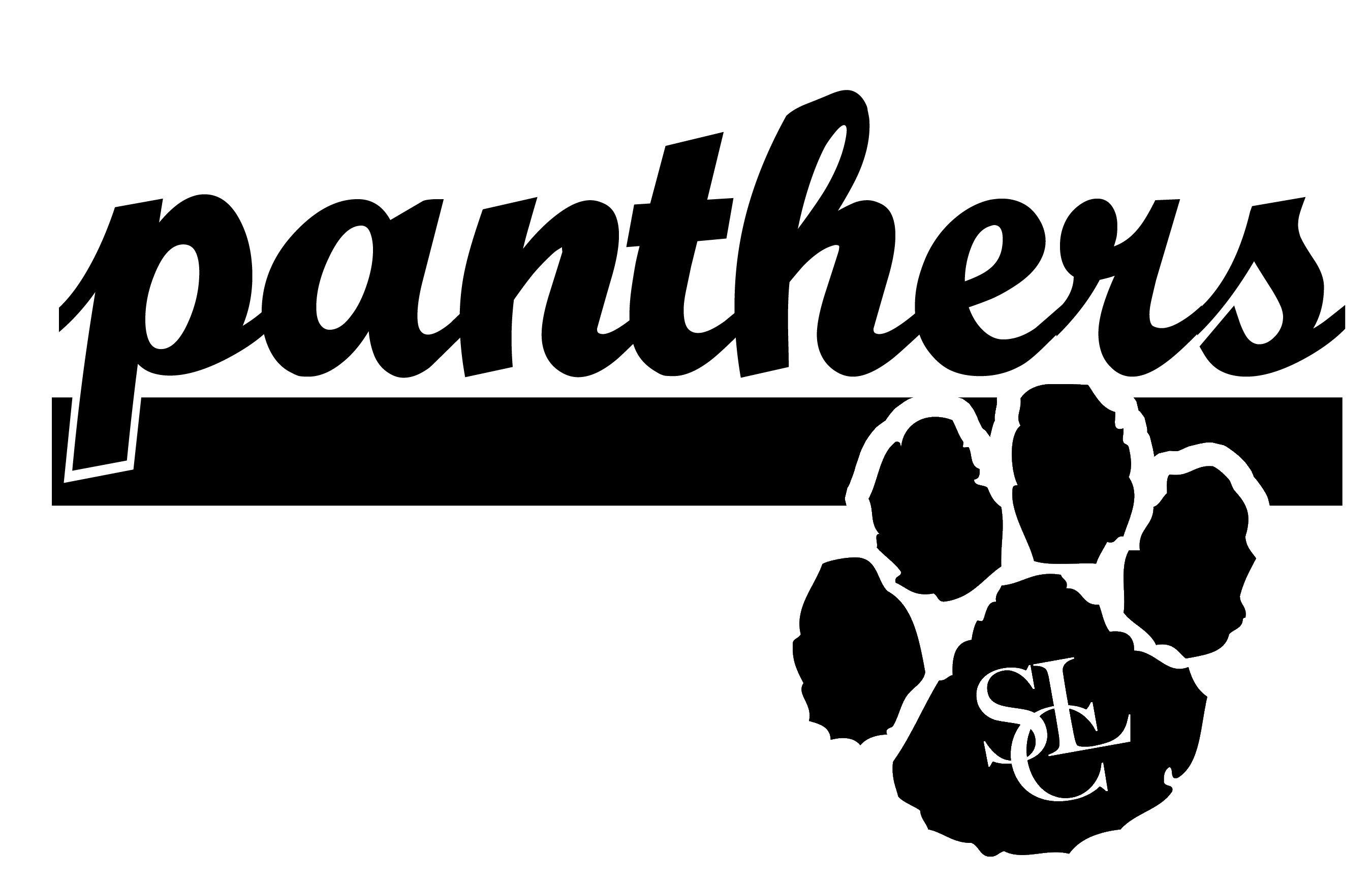panther logo - ...