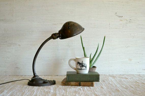 1920 S Eagle Desk Lamp By Wanderingbeauty On Etsy 195 00