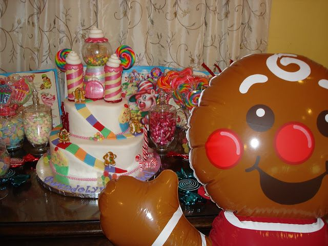 Picture Perfect Party Co.: Candyland Birthday Party