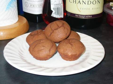 Egg free dairy free choc muffins will be trying good recipe a series of tried and tested recipes that are good for kids with dairy and egg allergies forumfinder Images
