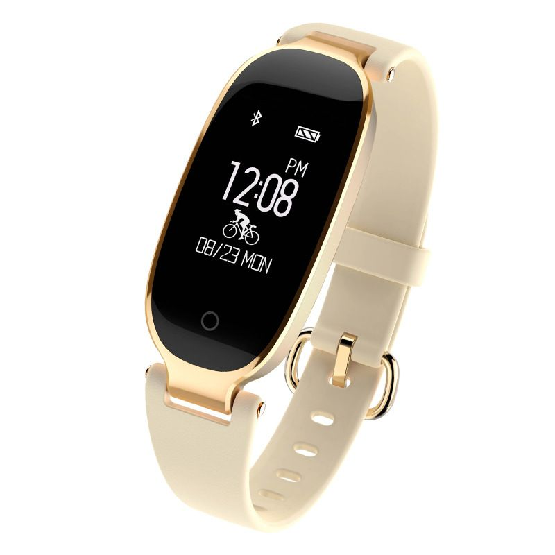 Online Shop Bluetooth Waterproof S3 Smart Watch Fashion Women Ladies Heart Rate Monitor Smartwatch Relogio Inteligent Smartwatch Fitness Tracker Bayan Saatleri