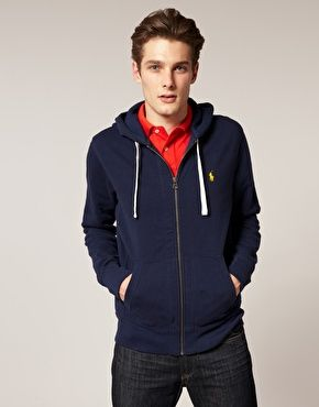 7ebb879c181 Polo Ralph Lauren Plain Jersey Hoodie - Size S £100 | An Educated ...