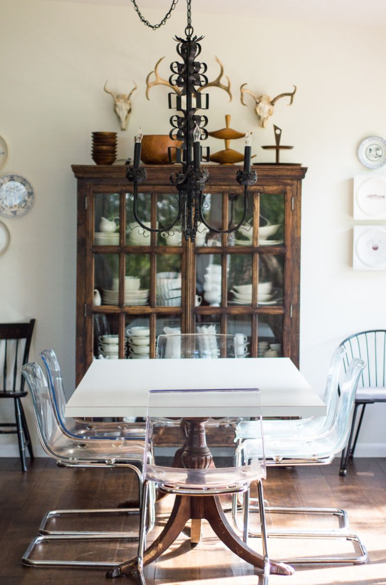 This Montana Home Is The Definition Of A Labor Of Love  Dining Classy Dining Room Definition Design Inspiration