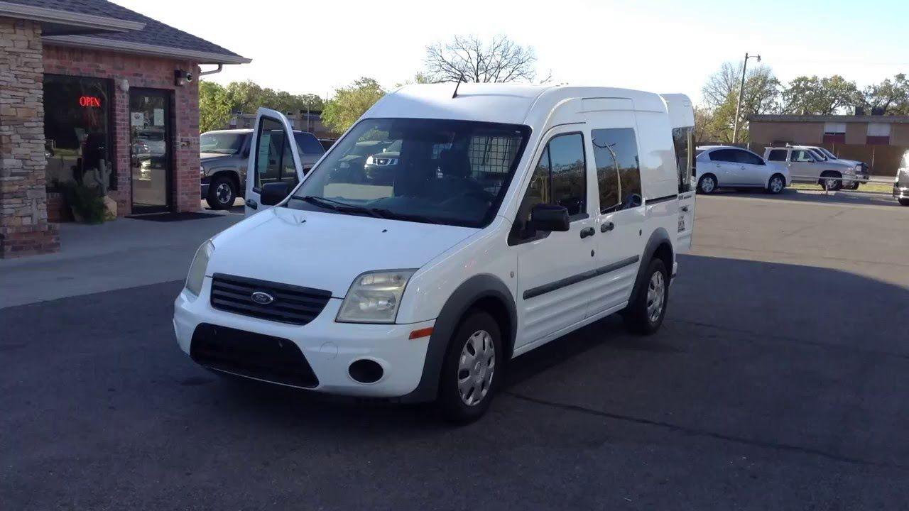 Used Van For Sale in Oklahoma City 2010 Ford Transit Van
