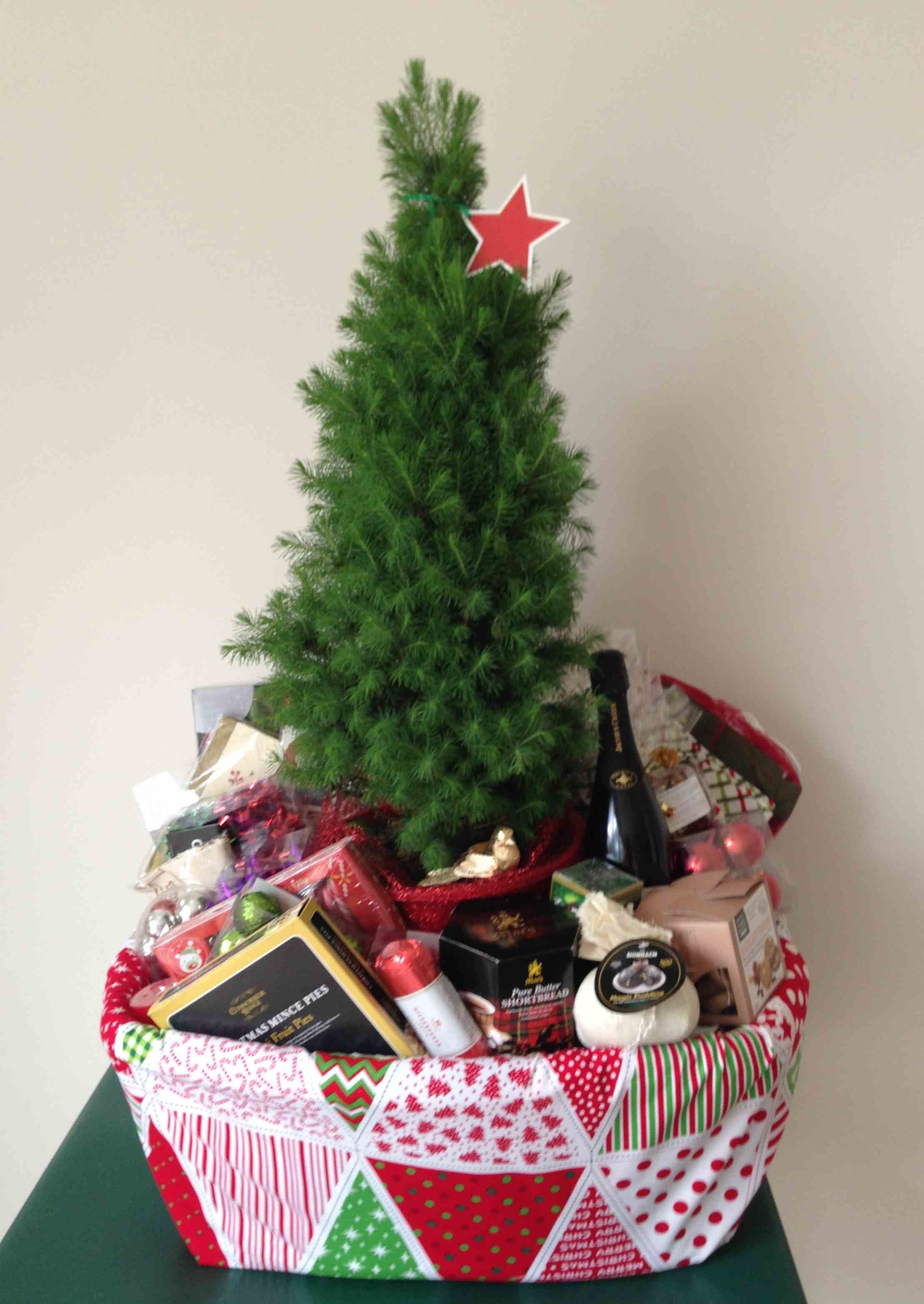 Pin By Christina Andrews On Celebrate Christmas Pinterest Christmas Gifts Raffle Baskets Raffle Basket