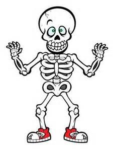 running skeleton clipart yahoo image search results halloween rh pinterest co uk skeleton clip art for kids skeleton clip art image