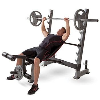 top 10 best olympic weight benches in 2020 reviews