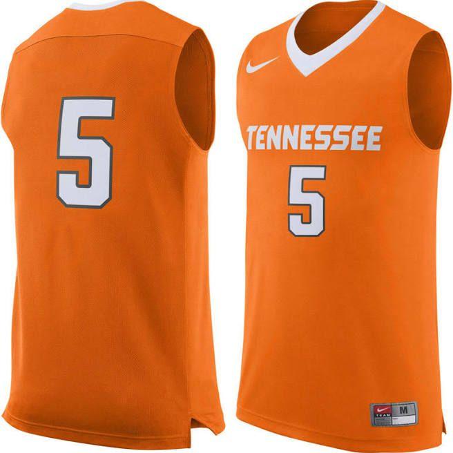 47dea04c79a tennessee basketball jersey