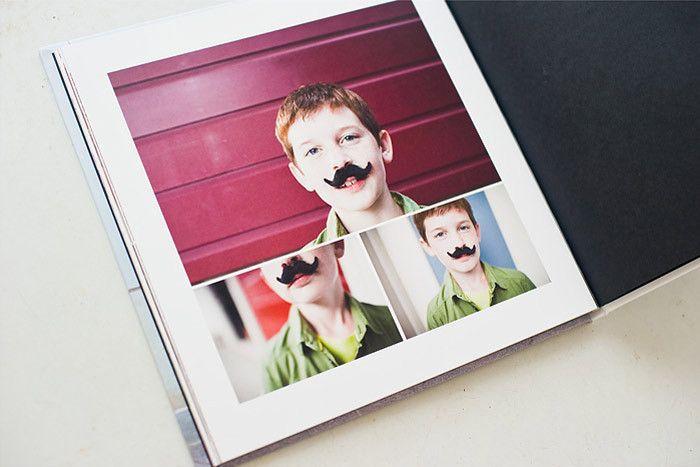 Beautiful Clean Album Design Templates For Professional Wedding And Portrait Photographers The Modern Family Albu Album Design Family Album Photo Album Book