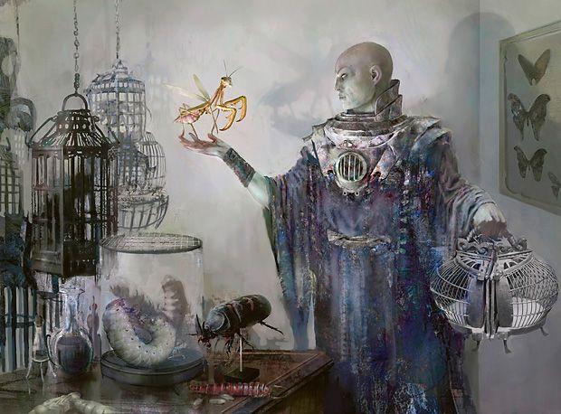 Image result for delver of secrets art