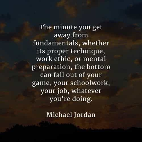 40 Famous quotes and sayings by Michael Jordan