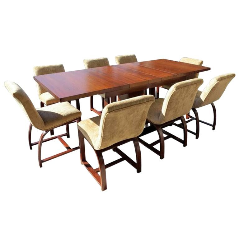 American Furniture Superstore Gilbert: Gilbert Rohde American Art Deco Dining Room Modern Home