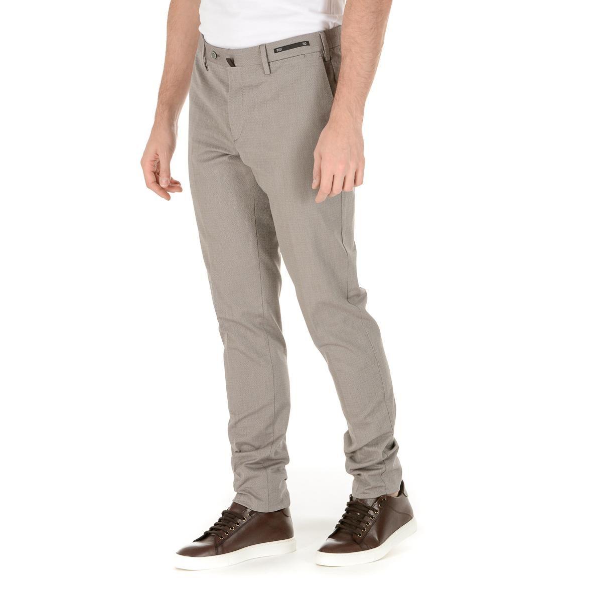 PT01 Luxury Fashion Mens Pants Summer White