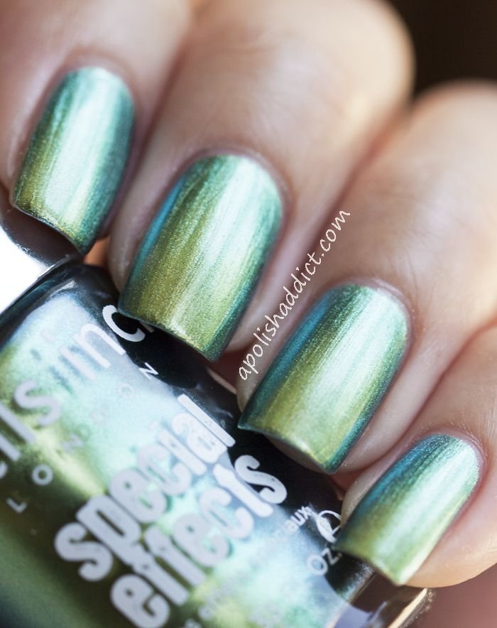 Nails Inc Swiss Cottage Mirror Metallics Collection