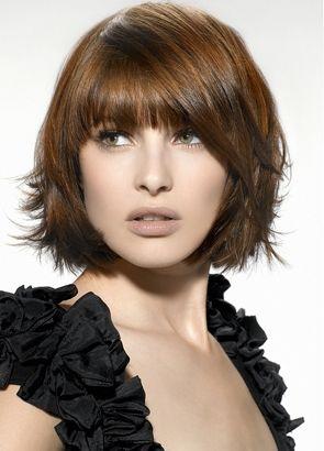 Fryzury Półdługie Fryzury Z Półdługich Włosów Hairdos