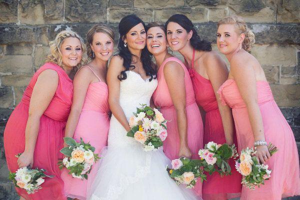 Amsale Bridesmaid Dresses | Photography by Katch Studios / katchstudios.com,