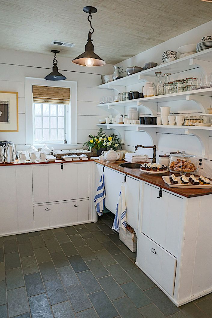 One Kings Lane Connecticut House pantry