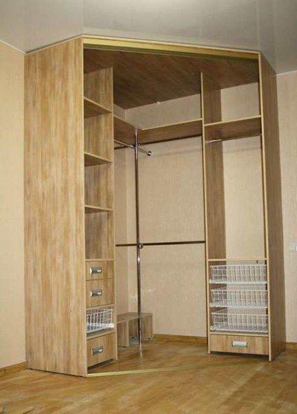 Bedroom Small Closet Ideas Laundry Rooms 39 Ideas In 2020 Closet Small Bedroom Bedroom Closet Design Corner Wardrobe
