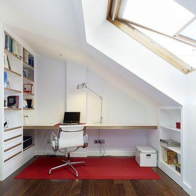 Maximiser les espaces sous les combles, tout est possible ...
