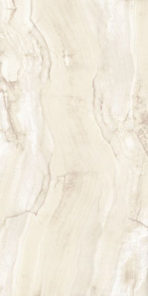 White Onyx SKU 002061  Porcelain Slab