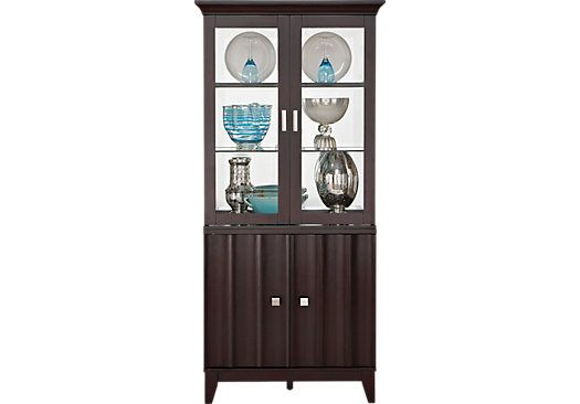 Shop For A Mondavi 2 Pc China Cabinet At Rooms To Go Find China