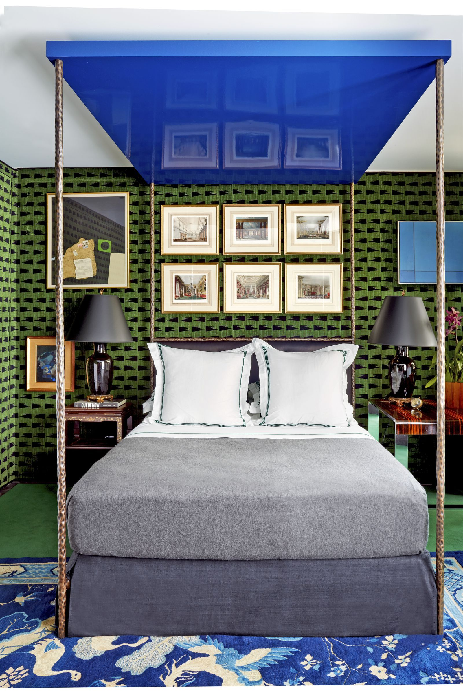 These 30 Rooms Are Proof That Olive Green Is the Perfect