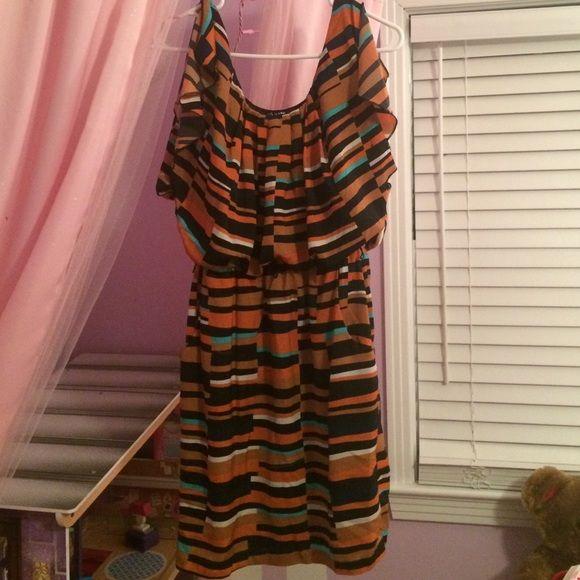 Dress Cute dress with front pockets Dresses Midi