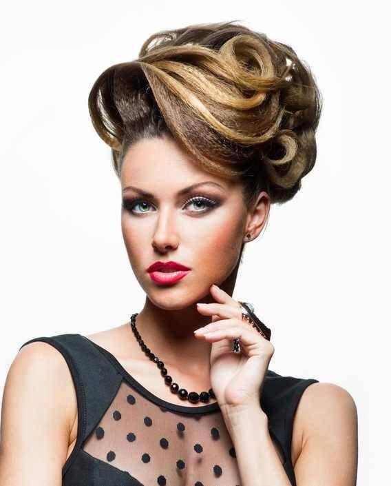 Pin On Bridal Hair Updos Amp Elegant Styles 03