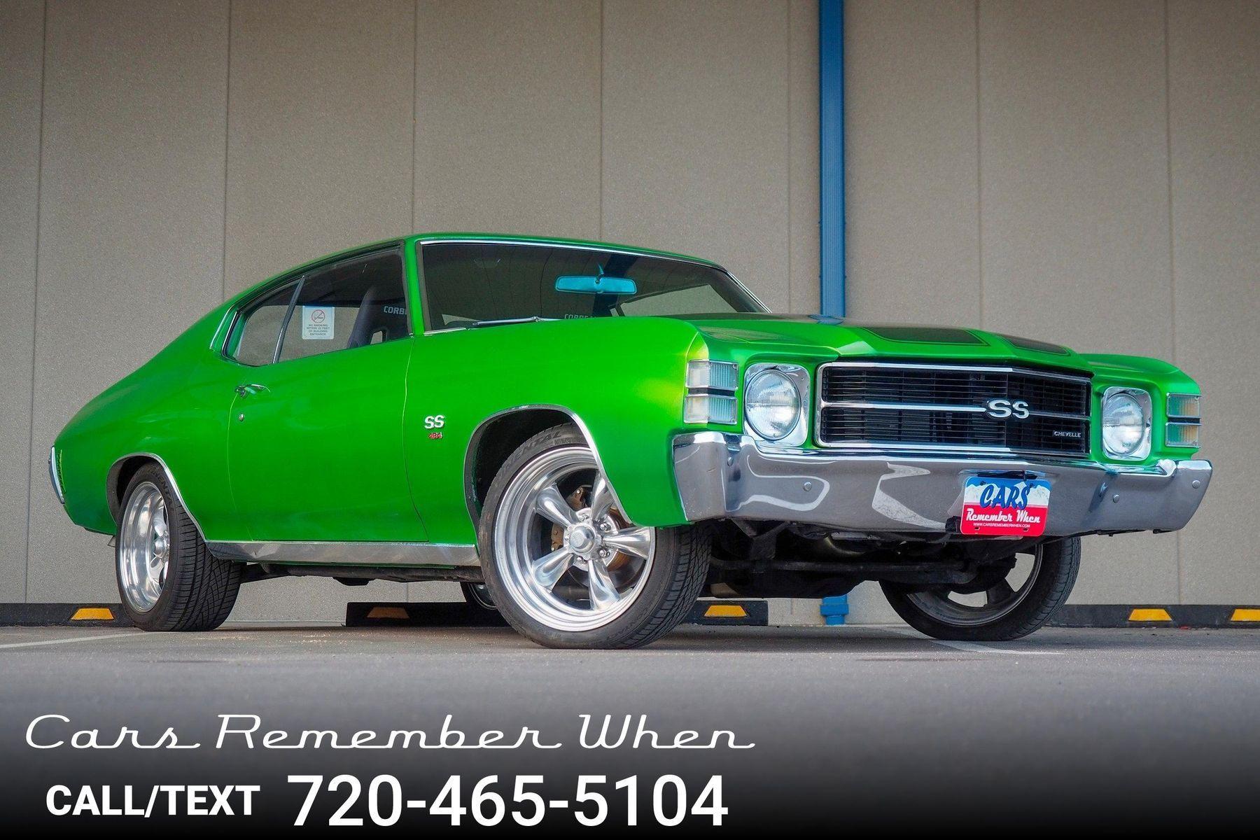 1971 Chevrolet Chevelle American Muscle Machine For Sale Allcollectorcars Com Chevrolet Chevelle Chevelle Chevrolet