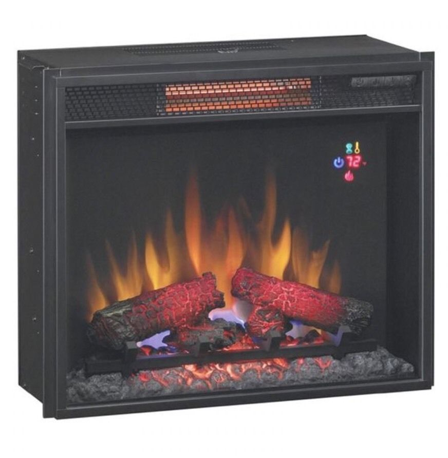Classic Flame 23ii310gra Infrared Spectrafire Plus Insert With