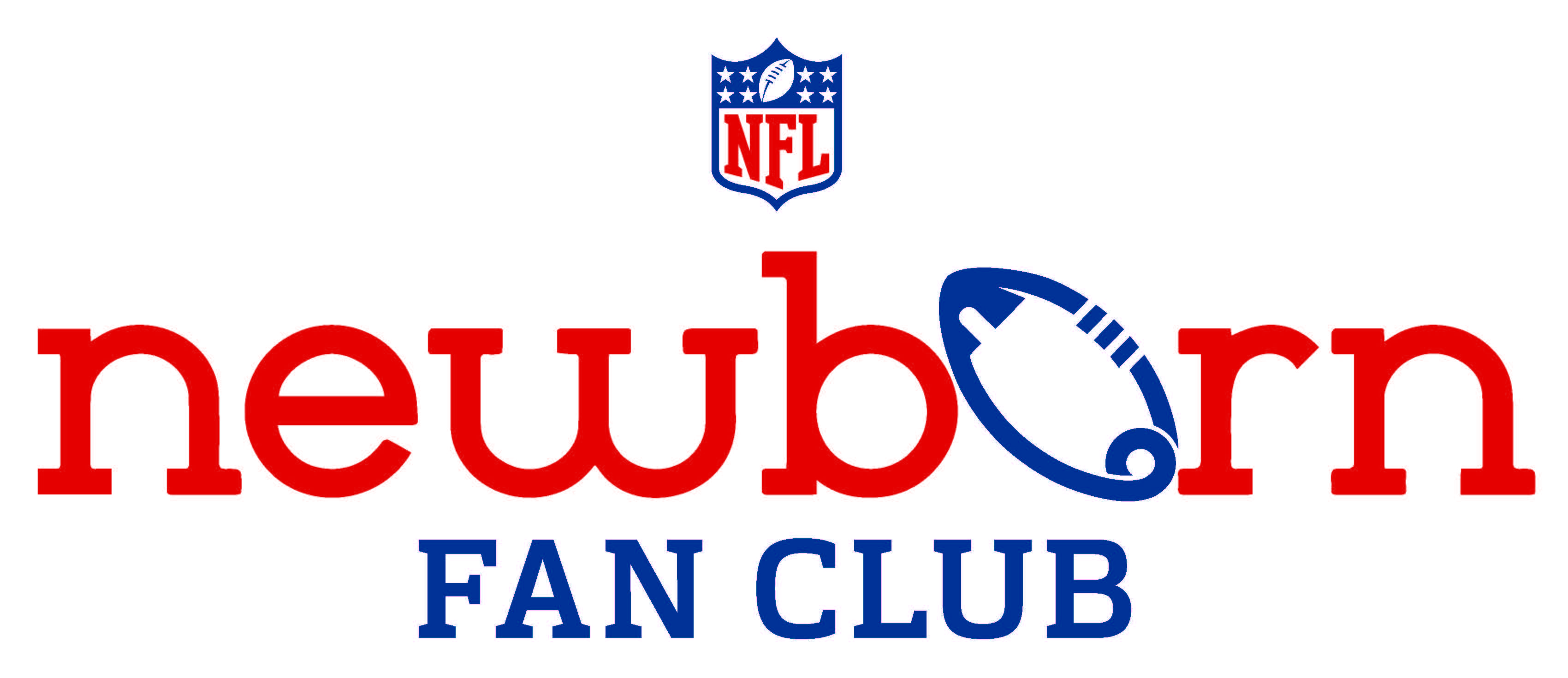 e3d720279c1 Official logo of the NFL's new Newborn Fan Club! #NFLBabies ...