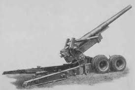 The Bl 7.2 inch Howitzer was a...
