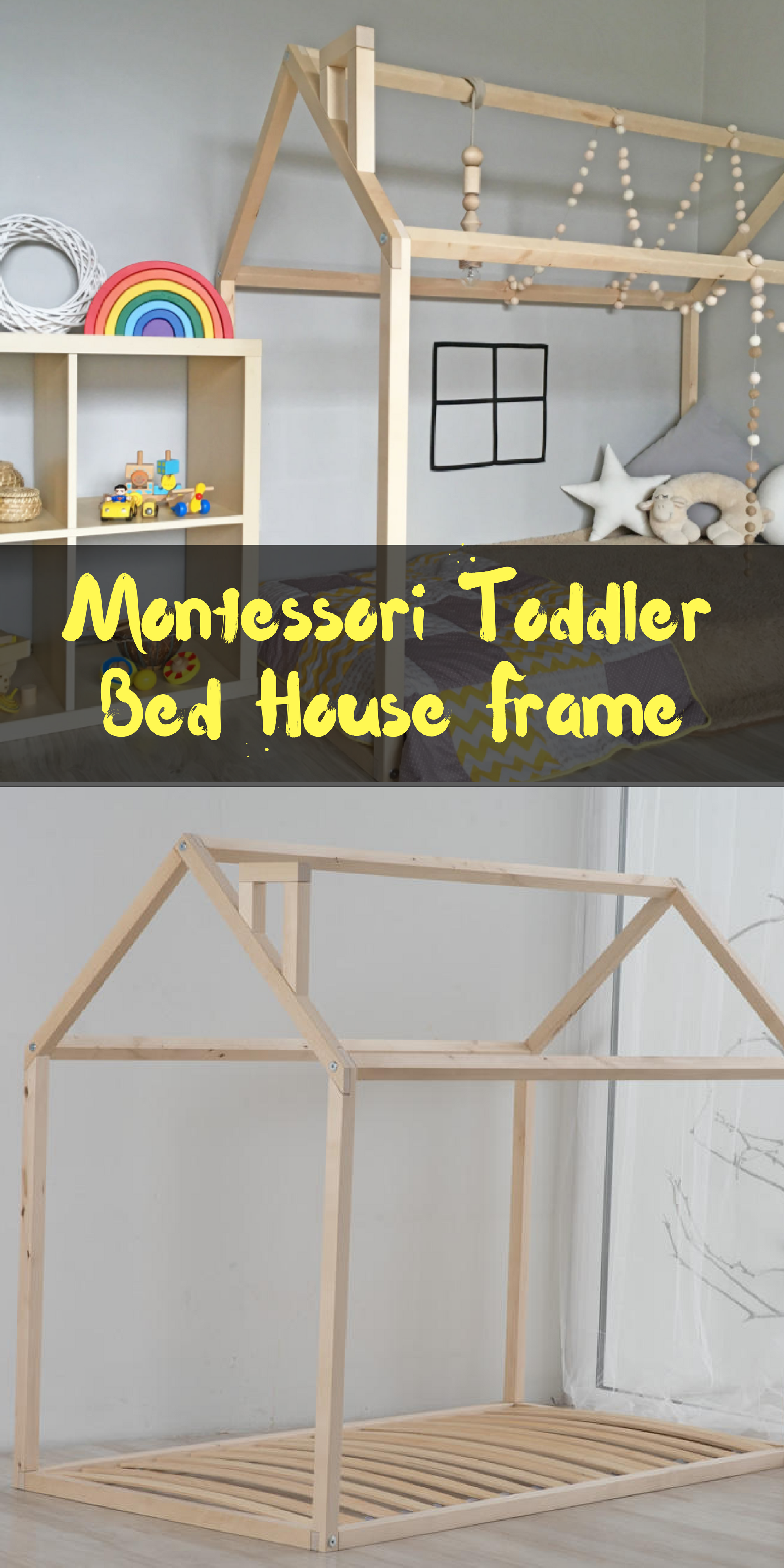 montessori toddler bed house frame etsy toddler bed house frame floor bed wood bed frame birch wooden house playhouse cot wood house bed bedroom