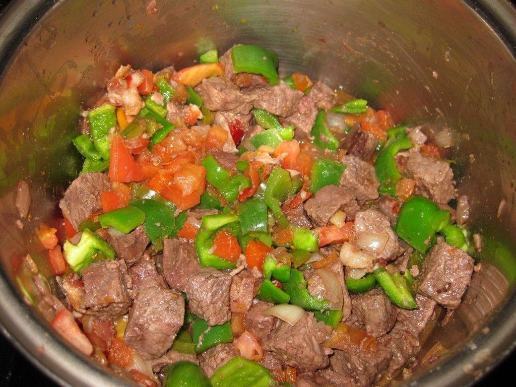 Paleo Beef Heart Chili #paleo #grassfed #beef #organ #meat ...