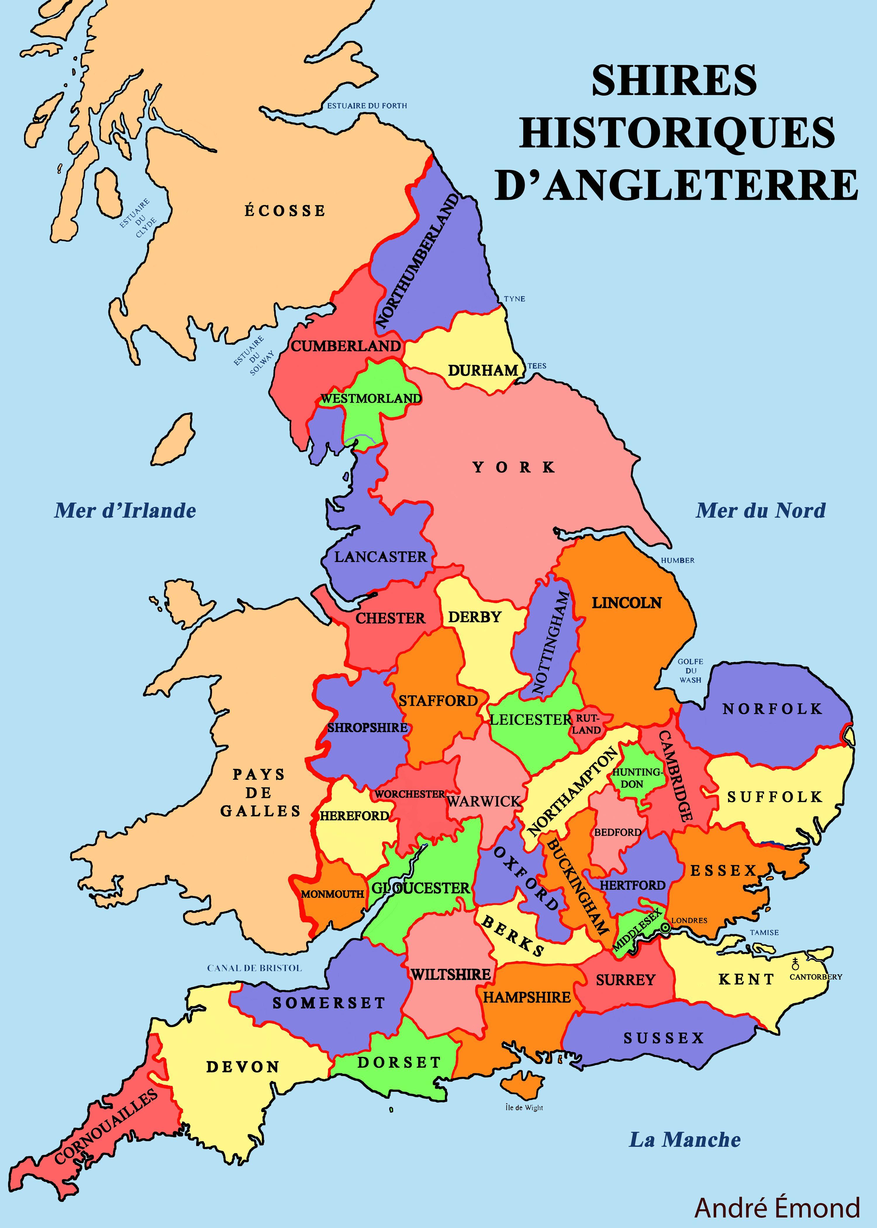 Vous Avez Cherche Carte Angleterre Regions Arts Et Voyages