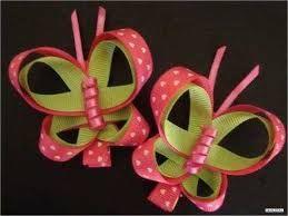 Resultado de imagen para ganchos de cinta para niña