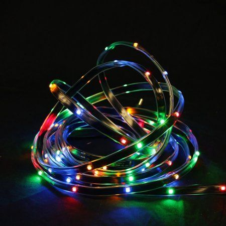 Christmas Additional Information 18\u0027 Multi-Color LED Indoor/Outdoor
