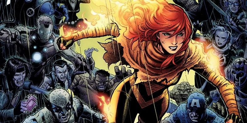 hope summers 12 Most Powerful X Men