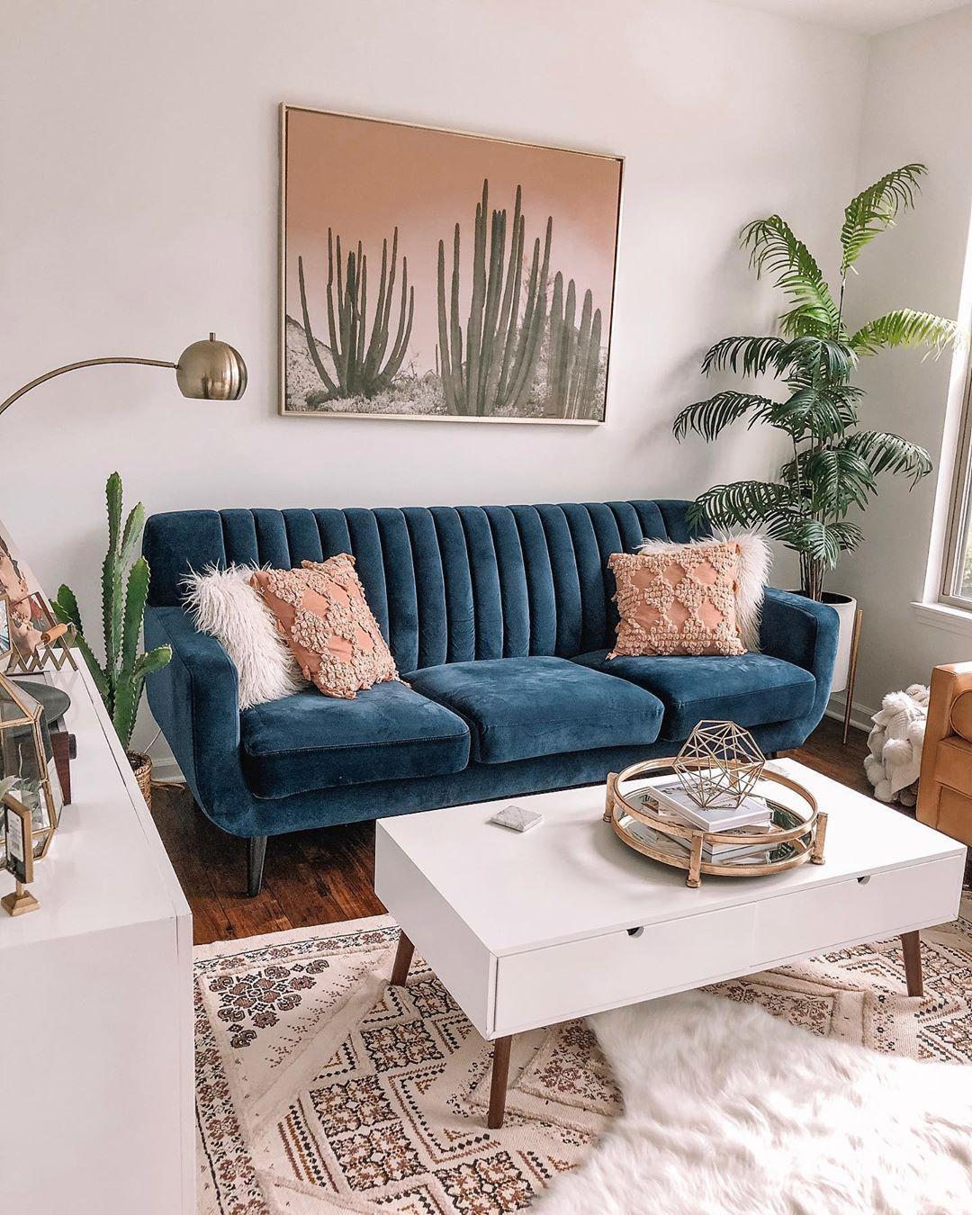 Modern Rustic Living Room Ideas Vintage Modern Living Room