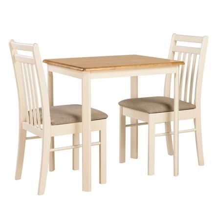 Cotswold Ivory Dining Table And Chairs Dunelm Dining Table