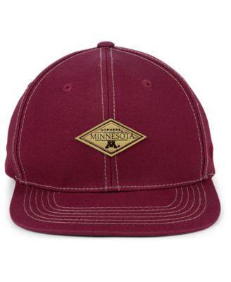buy popular ef149 7cbd8 Top of the World Minnesota Golden Gophers Diamonds Snapback Cap - Red  Adjustable