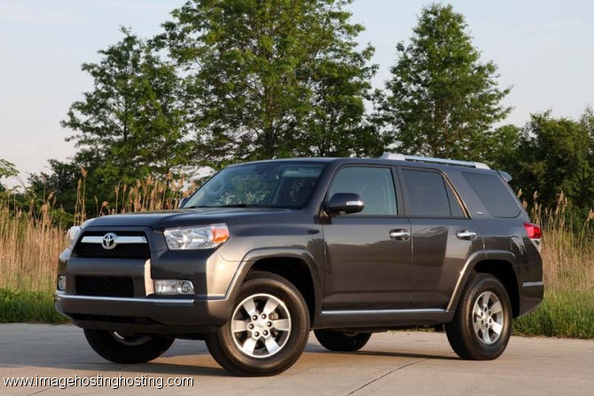 2012 Toyota Four Runner Review