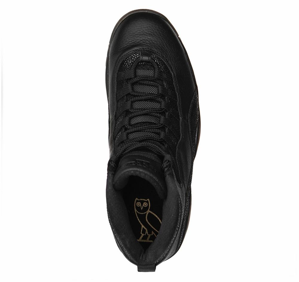 37ef62bfabb Jordan Brand Unveils the Black OVO Collection