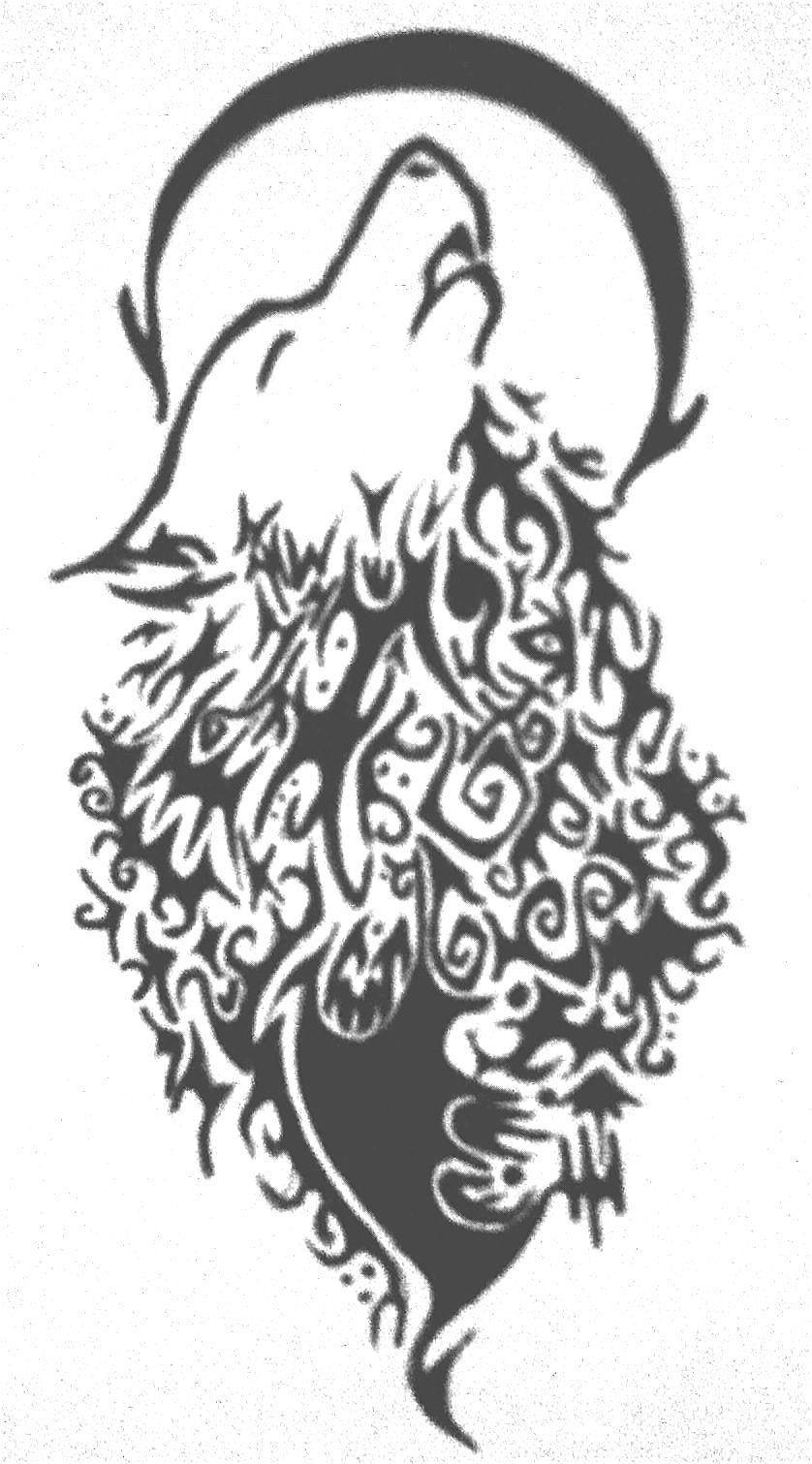 Ancient Viking Symbols Viking Wolf Symbol For viking