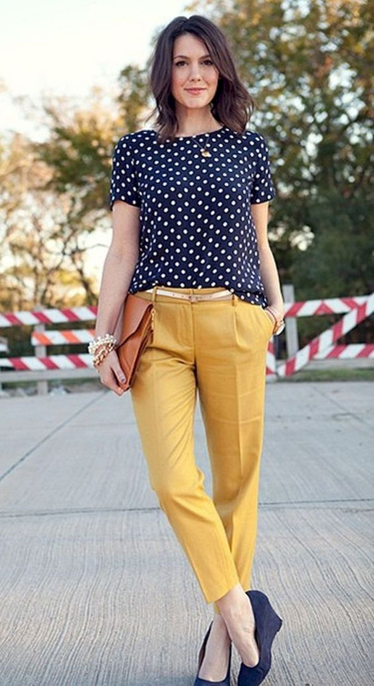 50 Stunning Spring Outfits Work Ideas for Women #businesscasualoutfitsforwomensummer