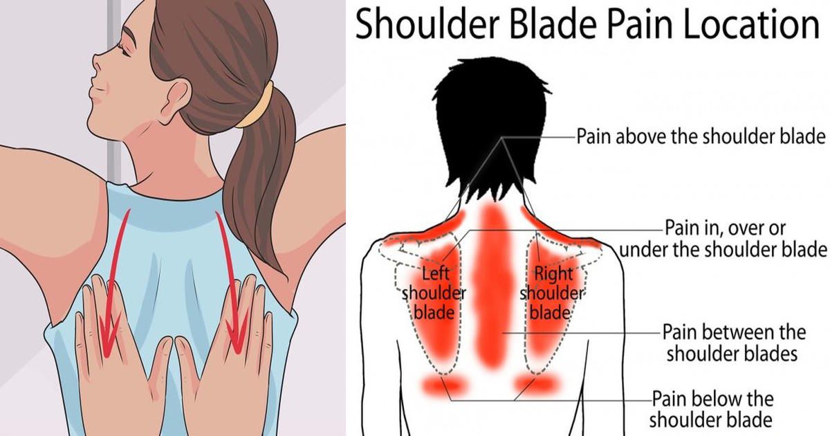Discover the 5 Unconventional Signs of Breast Cancer – Breast Cancer and  Shoulder Blade Pain