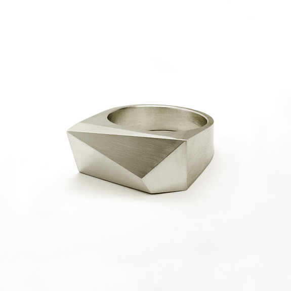 Ring by Susan Snyder - Minimal Jewelry
