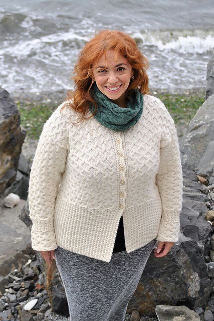Ravelry: Sea Breeze Cardigan pattern by Mary Crowley | Knitting ...