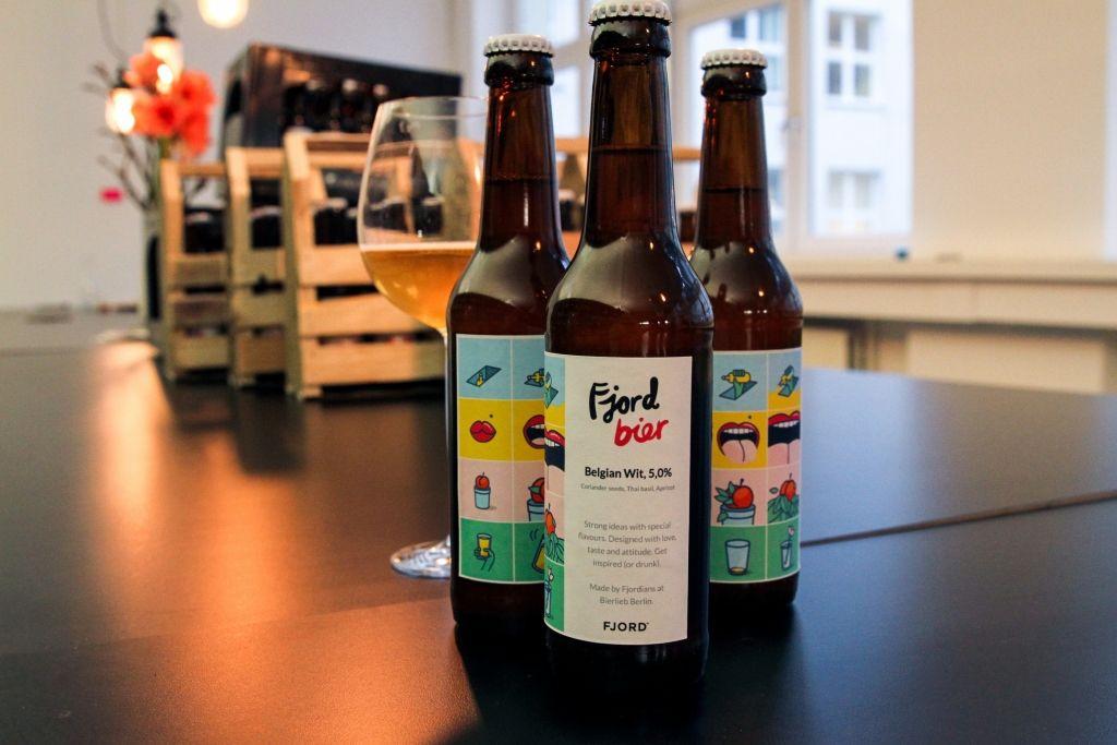 Fjord beer 2
